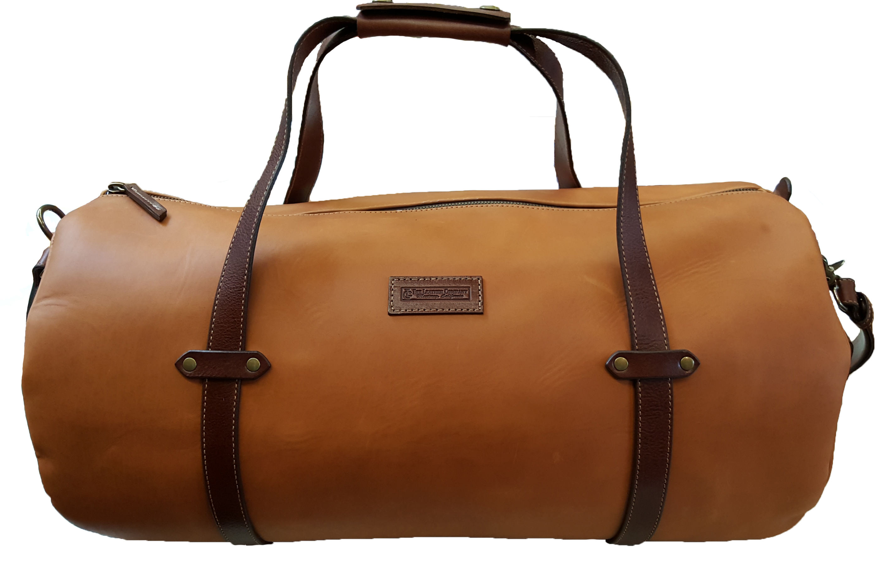 Gym Bag Leather Company